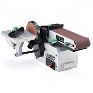 ベルトディスクサンダー BD-460A 【 木工 金工 DIY 電動 加工 研磨 表面仕上げ 】|artloco