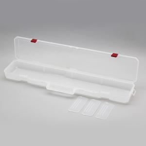 ロングケース クリア No.620 【 整理 箱 保管 収納 工具 小道具 】|artloco