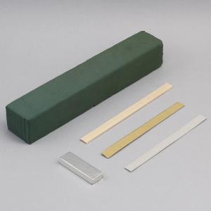 オアシス鋳型 ブレスレットセット 純錫(錫) 【 金属 工芸 鋳型 鋳金 錫 】|artloco