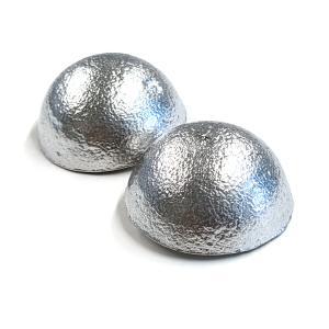 [ ゆうパケット可 ]  ピューター・インゴット 150g 【 金属工芸 鋳金材料 錫 銀 】|artloco