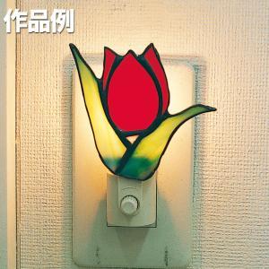 照明器具 おやすみライト 【 工芸 ステンドグラス ガラス細工 照明 】|artloco