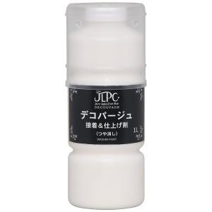 JLPCデコパージュ 接着&仕上げ剤 1000ml 【 手芸 ハンドクラフト 】