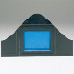 収納時サイズ:幅500×奥行121×高さ405mm 窓サイズ:幅380×高さ285mm 内サイズ:4...