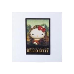 [ ゆうパケット可 ]  ハローキティ ミュージアムアートコレクション ポストカード ダ・ヴィンチ モナ・リザ 【 サンリオ キティちゃん 】|artloco