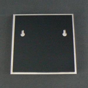 バックプレート(170×170mm)|artmark