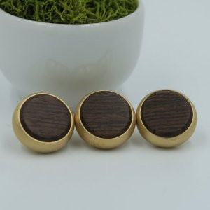 木製 ピストンボタン Y型 ボコーテ材 artnob
