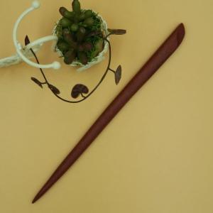 木製 かんざし ピンクアイボリー材|artnob