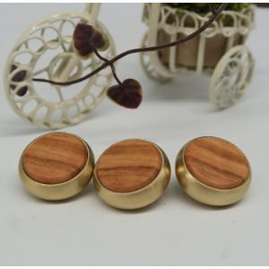 木製 ピストンボタン Y型 オリーブ artnob