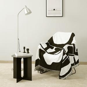 monotone ブランケット リバーシブル 130cm×186cm 【art of black】|artofblackshop