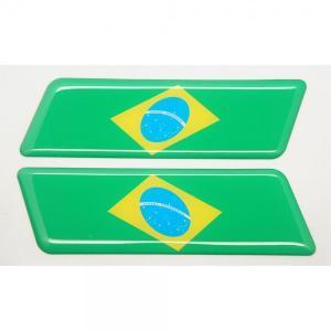 【3Dステッカー】国旗ステッカー ライン型Aタイプ左右セット〈北米・中南米地区 6カ国〉 artpop-shop