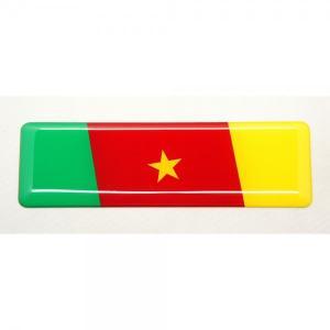 【3Dステッカー】国旗ステッカー ライン型Bタイプ〈アフリカ地区 4カ国〉 artpop-shop