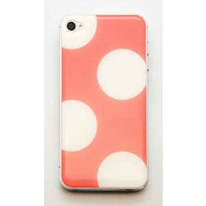 【iPhone/Xperia】ドーミングスマホスキンシール ドット柄(大)〈全10色から〉|artpop-shop