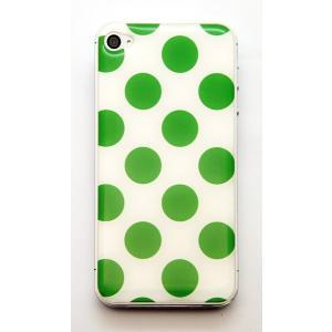 【iPhone/Xperia】ドーミングスマホスキンシール ドット柄(中)〈全10色から〉|artpop-shop