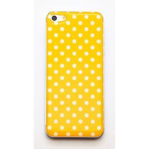 【iPhone/Xperia】ドーミングスマホスキンシール ドット柄(小)〈全10色から〉|artpop-shop