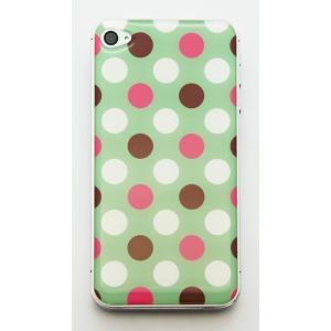 【iPhone/Xperia】ドーミングスマホスキンシール メルヘンドット〈全5色から〉|artpop-shop
