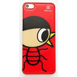 【中沢たけしの怪獣図鑑】iPhone/Xperiaスキンシール〈まこと虫〉|artpop-shop