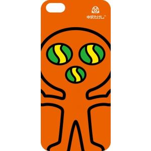 【中沢たけしの怪獣図鑑】iPhone/Xperiaスキンシール〈まんばる人〉|artpop-shop