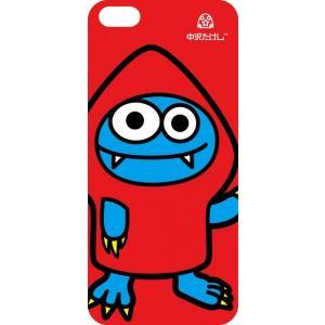 【中沢たけしの怪獣図鑑】iPhone/Xperiaスキンシール〈元青ずきんちゃん〉|artpop-shop