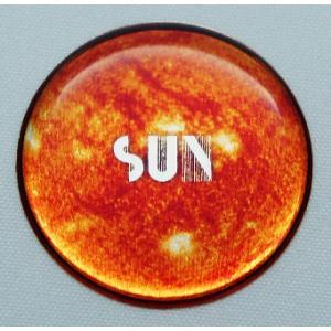 【3Dステッカー】 惑星ステッカー[太陽] artpop-shop