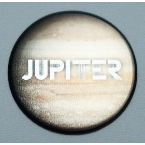 【3Dステッカー】 惑星ステッカー[木星] artpop-shop