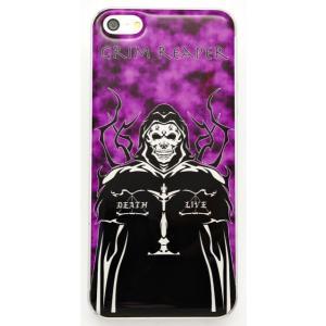 【iPhone/Xperia】ドーミングスキンシール Grimreaper.A|artpop-shop