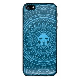 【iPhone/Xperia】ドーミングスキンシール トライバルレリーフ|artpop-shop