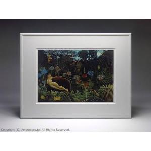 アンリ・ルソー 夢 額付ポスター Henri Rousseau:The Dream|artposters|02