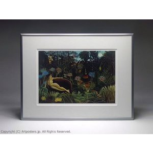 アンリ・ルソー 夢 額付ポスター Henri Rousseau:The Dream|artposters|03