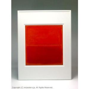マーク・ロスコ ナンバー3 額付ポスター Mark Rothko:No. 3, 1967|artposters|02