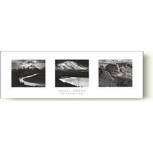 【フォトポスター】アンセル・アダムス 国立公園 Ansel Adams: Our National Parks|artposters