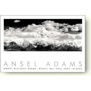 アンセル・アダムス デナリー国立公園 【写真ポスター】|artposters