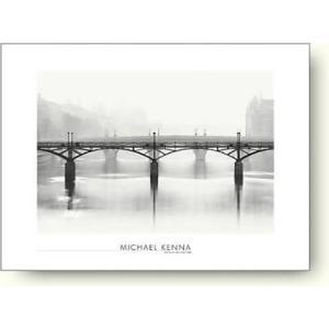 マイケル・ケンナ Pont des Arts, Paris 【アートポスター】|artposters