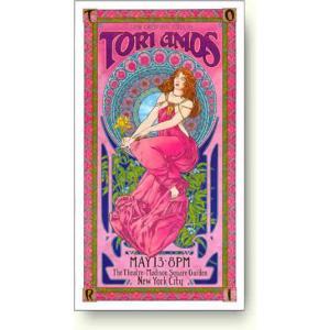 トーリ・エイモス コンサートポスター/ニューヨーク|artposters