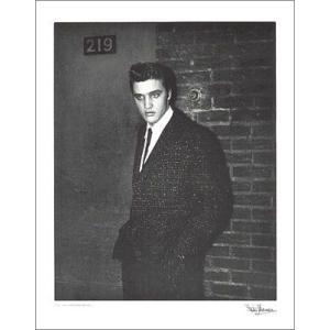 ▼エルヴィス・プレスリーポスター/ Elvis Presley / Editta Sherman|artposters