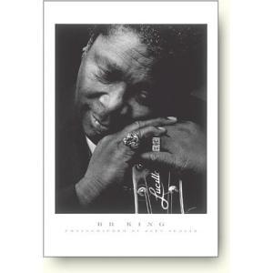 ジェフ・シドリック:B.B.キング Jeff Sedlik: B.B. King フォトポスター|artposters