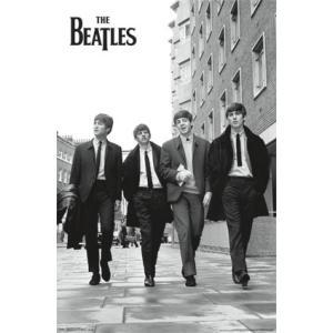 ▼ビートルズポスター The Beatles: Walking Down Street|artposters