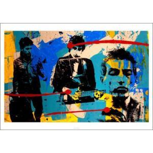 ▼ボブ・ディランポスター/コラージュI Bob Dylan / Bobby Hill|artposters