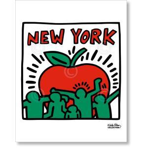 キース・ヘリング Keith Haring: Untitled, 1989 【アートポスター】|artposters