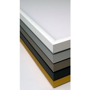 ★6個セット割引販売 アルミ製ポスターフレーム 980×680mm【FIT】アルミ額縁|artposters