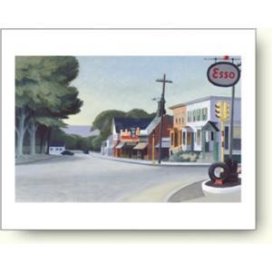 エドワード・ホッパー Portrait of Orleans, 1950 【アートポスター】|artposters