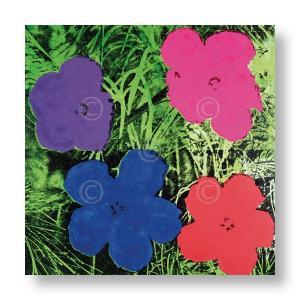 アンディ ウォーホル フラワー andy warhol flowers c 1964 1
