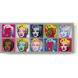 【アートポスター】アンディ・ウォーホル 10 マリリン, 1967年 |artposters