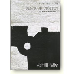 エドゥアルド・チリーダ Galerie Lelong 【リトポスター】|artposters