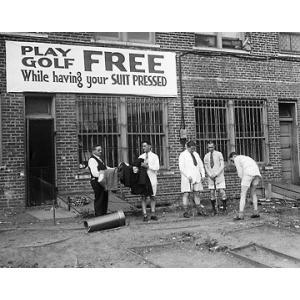 フォトポスター フリーゴルフ Free Golf|artposters