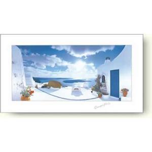 ジョルジュ・メイス 地中海の午後 【フォトポスター】|artposters