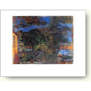 画家名:ピエール・ボナール ポスターサイズ:900×700mm 印刷方法:オフセット/アートポスター...