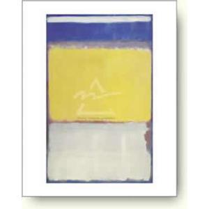 マーク ロスコ Number 10, 1950年 【アートポスター】|artposters