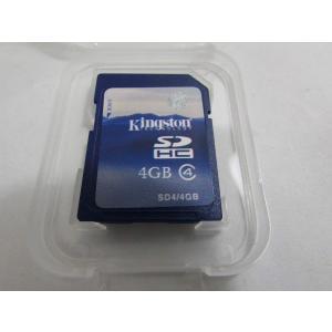 Kingston SDカード ハイクオリティ 4GB デジタルカメラ パソコンに