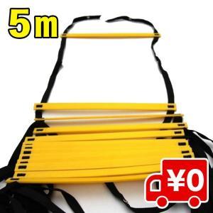 トレーニングラダー 5M ラダー トレーニング アジリティラダー イエロー 黄色 arts-wig
