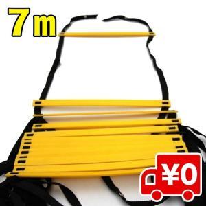トレーニングラダー 7M ラダー トレーニング アジリティラダー イエロー 黄色 arts-wig